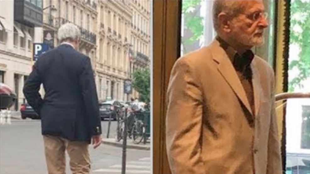 PHOTOS EMERGE of Iranian Officials Who Met Secretly With John Kerry in Paris on Saturday — One Is Identified…